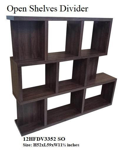 Open Shelves 12HFDV3352 SO