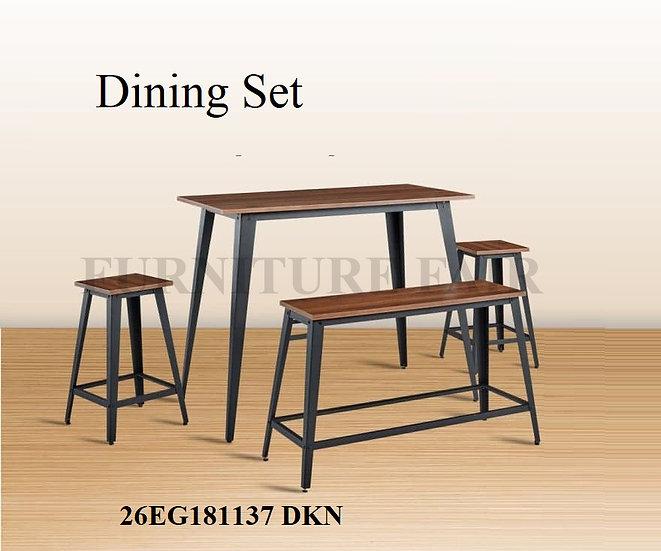 Dining Set 26EG181137 DKN