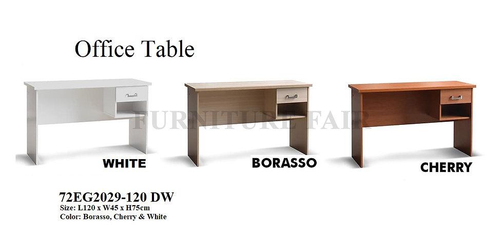 Office Table 72EG2029-120 DW