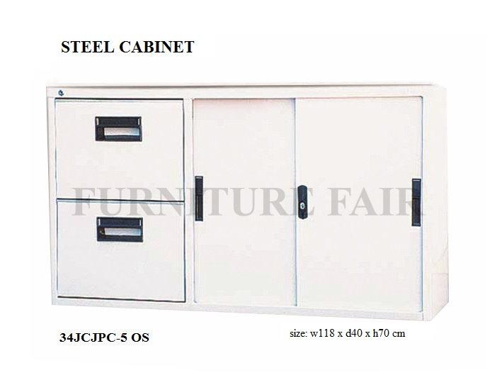Filing Cabinet 34JCJPC-5 OS