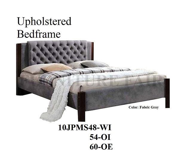 Upholstered Bedframe 10JPMS48WI 54OI 60OE