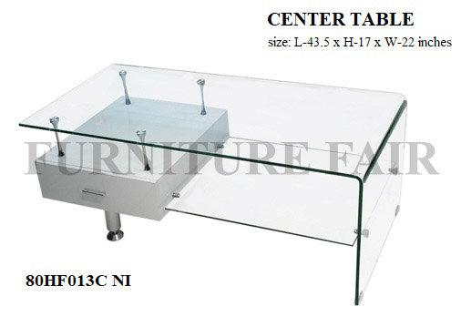 Center Table 80HF013C NI