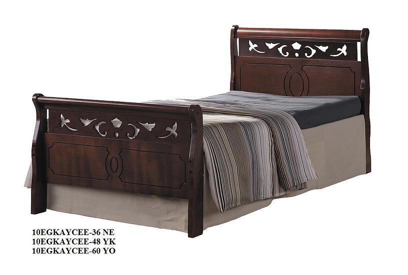 Wooden Bed Frame 10EGKAYCEE48 EO