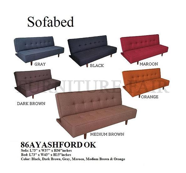 Sofa Bed 86AYASHFORD OK