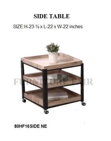 SIDE TABLE 80HF16SIDE NE