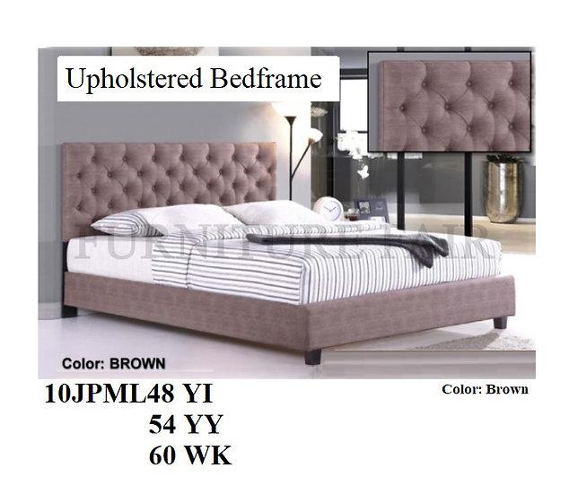 Upholstered Bedframe 10JPML48 YI 54YY 60WK