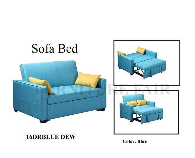 Sofa bed 86DRBLUE DEW