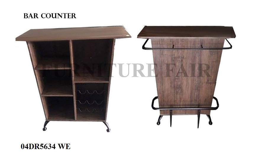 Bar Counter 04DR5634 WE
