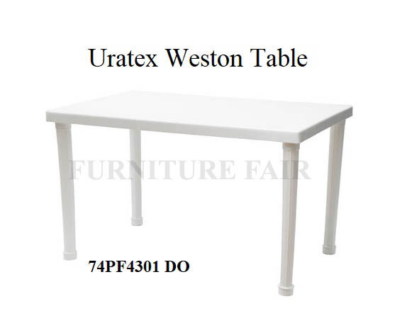 Uratex Weston Table 74PF4301 DO