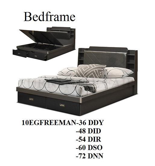 Bedframe 10EGFREEMAN-36DDY 48DID 54DIR 60DSO 72DNN