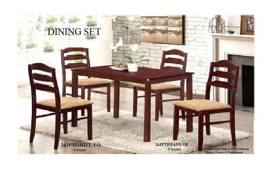 Dining Set 26JPMARIEL EO