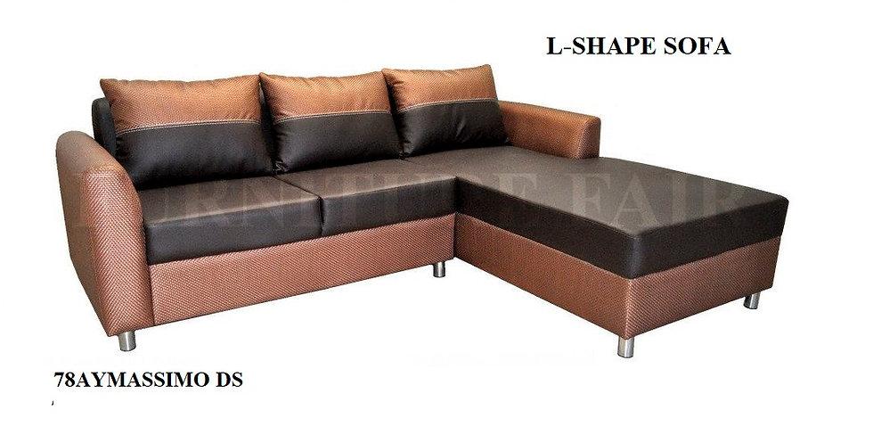 Sofa L-Sape 78AYMASSIMO DSY