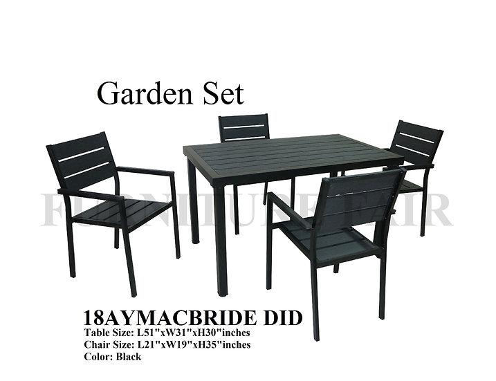 Garden Set 18AYMACBRIDE DID