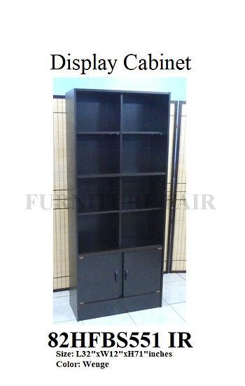 Display Cabinet 82HFBS551 IR