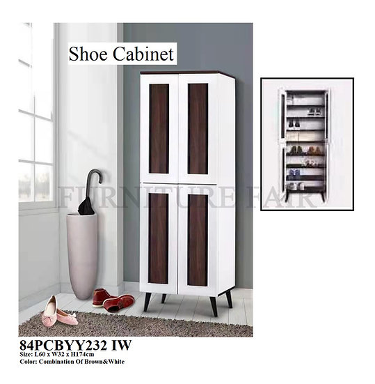 Shoe Cabinet 84PCBYY232 IW