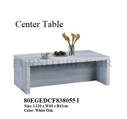 Center Table 80EGED-CF838055 I