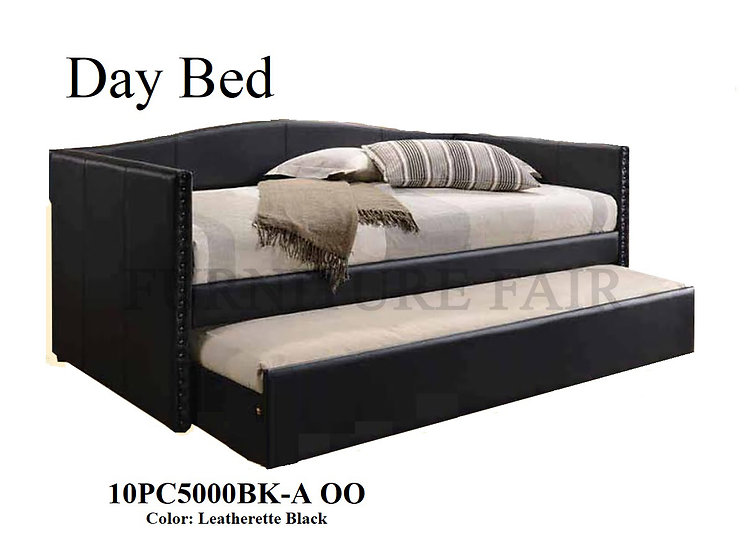 Day Bed 10PC5000BK-A OO