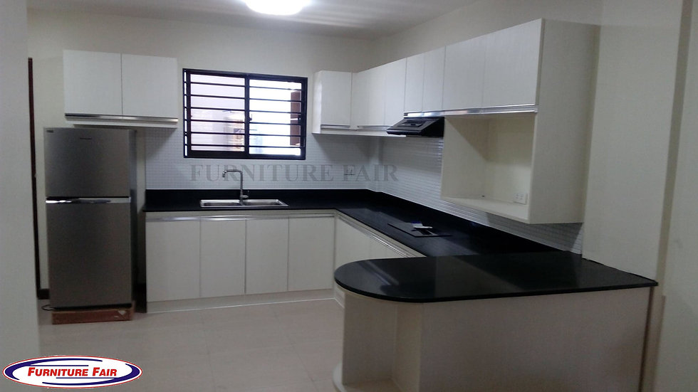 Kitchen Counter & Cabinets(Made to Order)