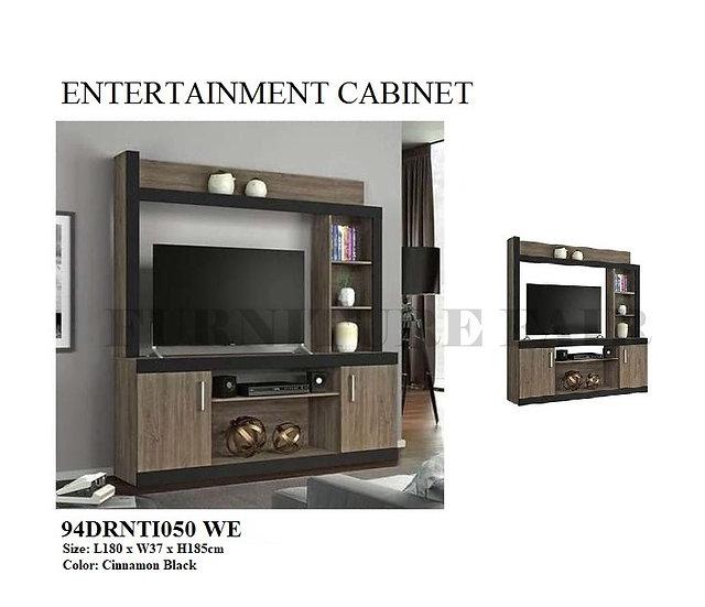 Entertainment Cabinet 94DRNT1050 WE
