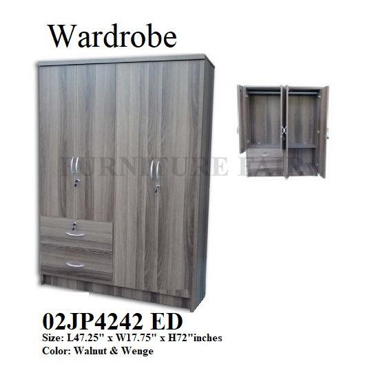 Wardrobe 02JP4242 ED