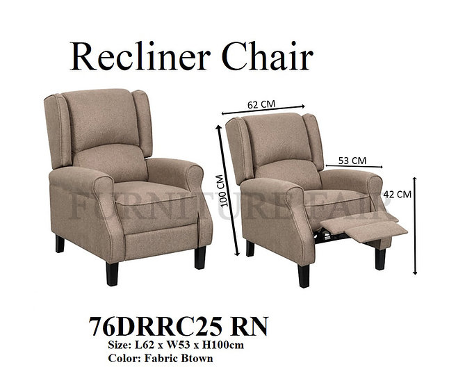 Recliner Chair 76DRRC25 RN