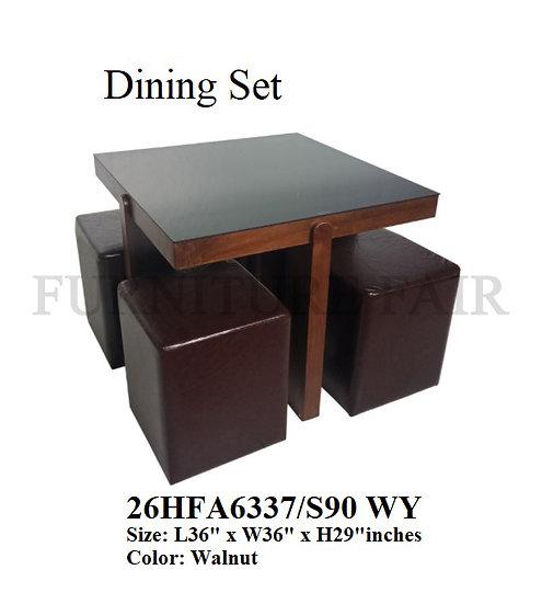 Dining Set 86HFA6337/S90 WY