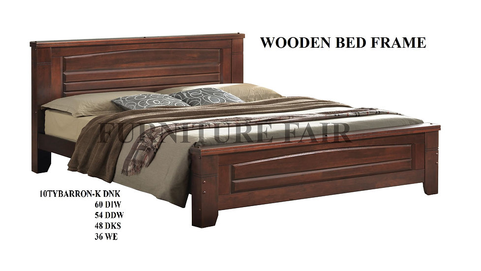 Bed Frame 10TYBARRON-36