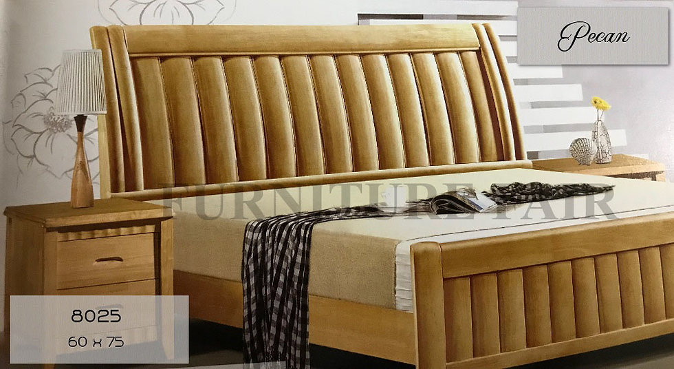 Wooden Bed Frame 10NW8025 OO