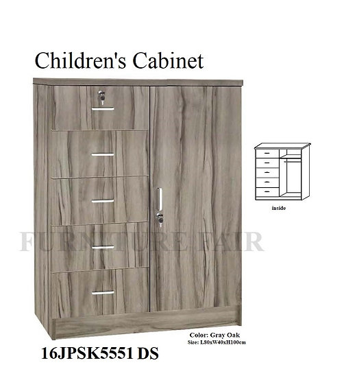 Children's Cabinet 16JPSK5551 SD