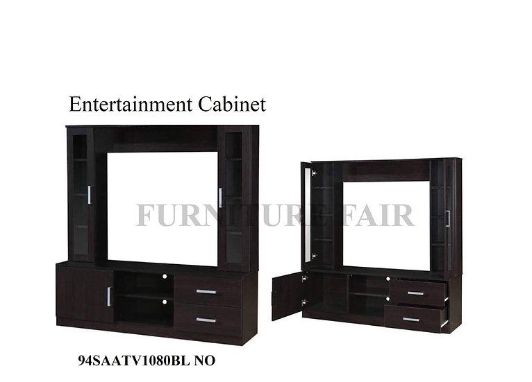 Entertainment Cabinet 94SAATV1080BL NO