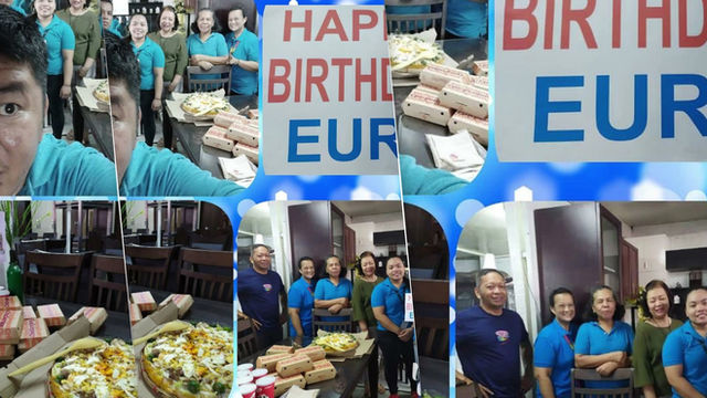 Happy Birthday Sir Euri!