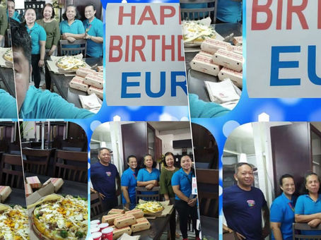 Happy Birthday Sir Euri!