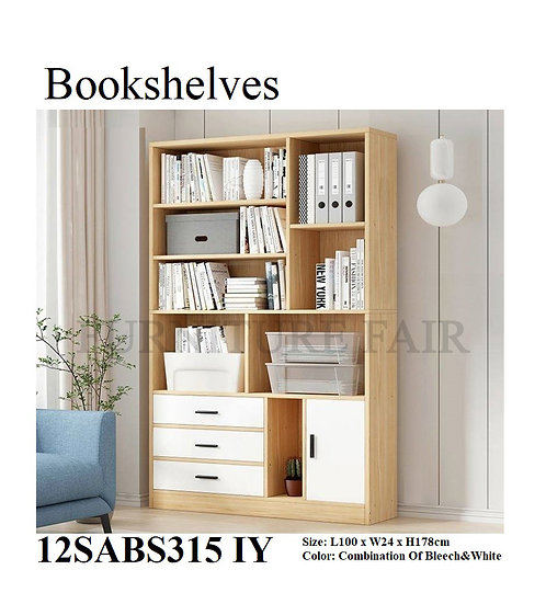 Bookshelves 12SABS315 IY