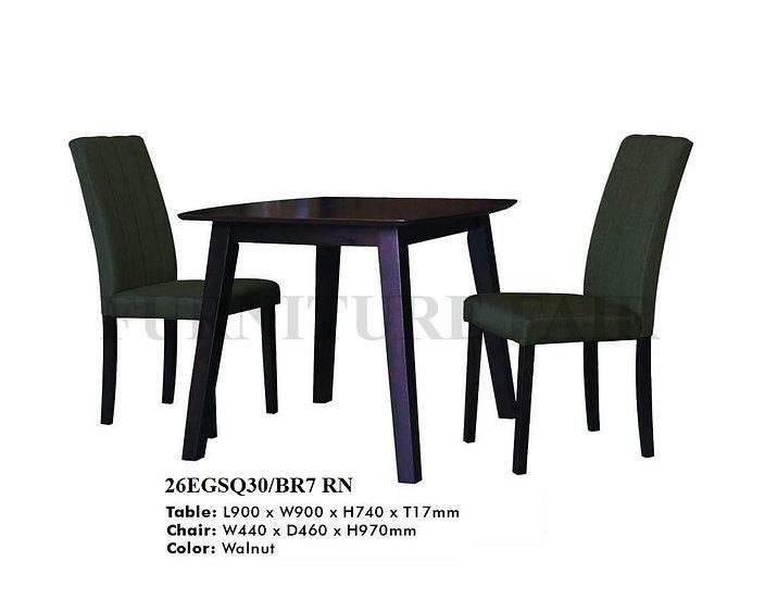 Dining Set 26EGSQ30/BR7 RN