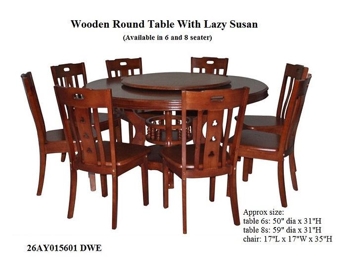 Dining Set 6s and 8s 26AY015601 DWE