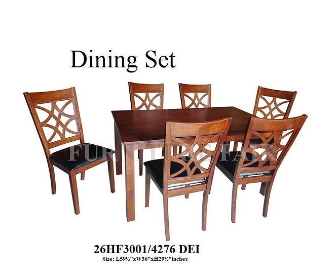 Dining Set 26HF3001/4276 DEI