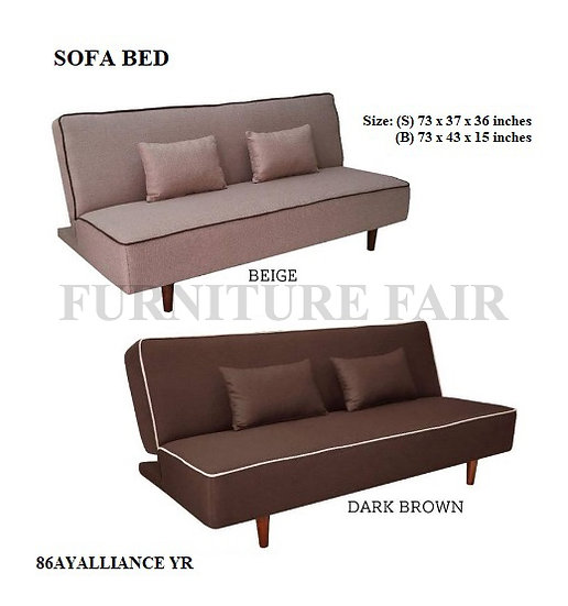 Sofa Bed 86AYALLIANCE O