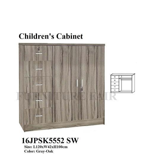Children's Cabinet 16JPSK5552 SW