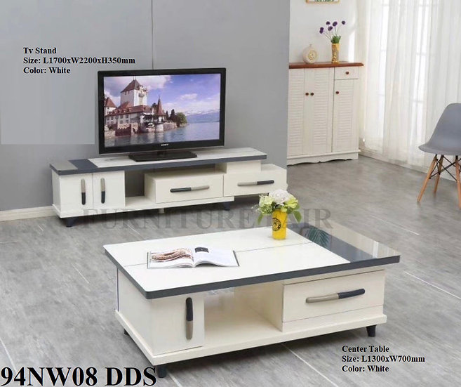 TV Stand & Center Table 94NW08 DDS