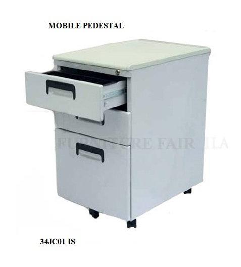 Mobile Pedestal 34JC001 IS