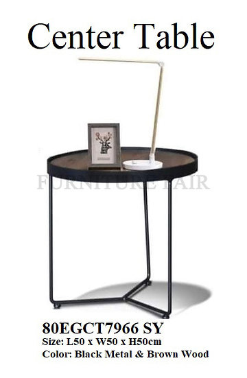 Center Table 80EGEDCT7966 SY