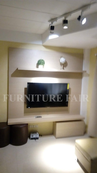 Entertainment Cabinet (Made to Order)