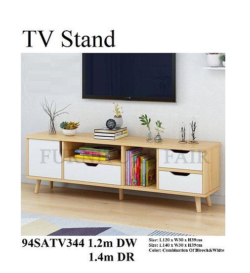TV Stand 94SATV344 1.2m DW 1.4m DR