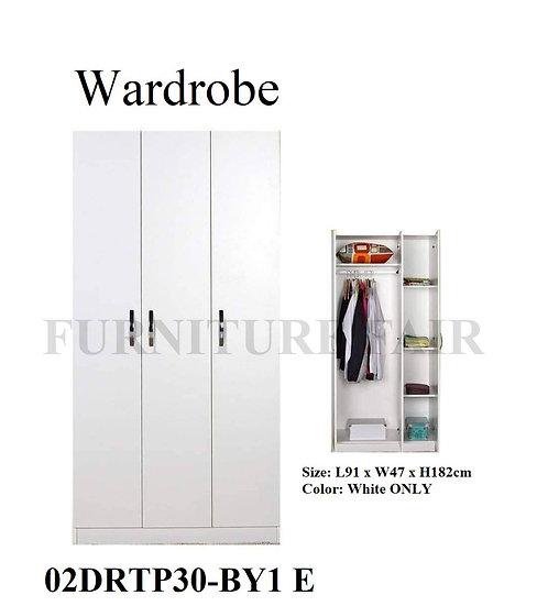 Wardrobe 02DR30-WHT E