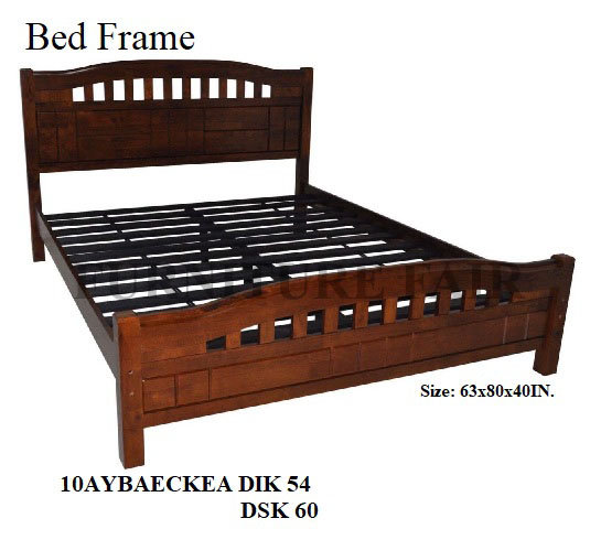 Bed Frame 10AYBAECKEA DIK