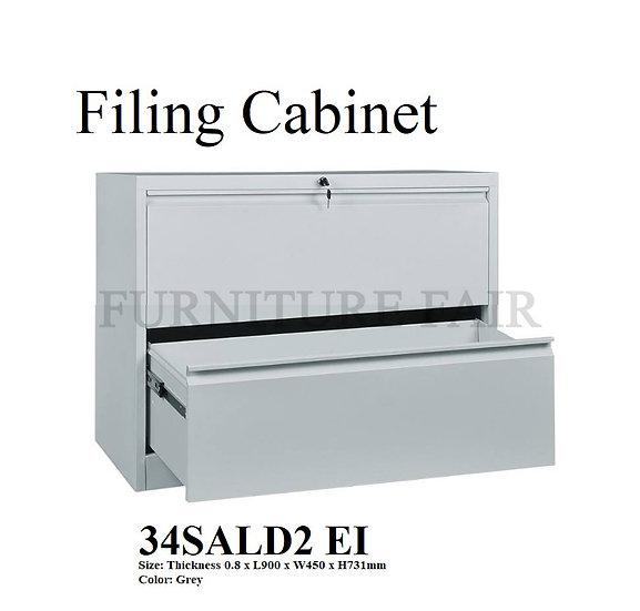 Filing Cabinet 34SALD2 EI
