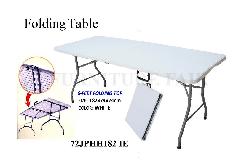 Folding Table 72JPHH1182 IE
