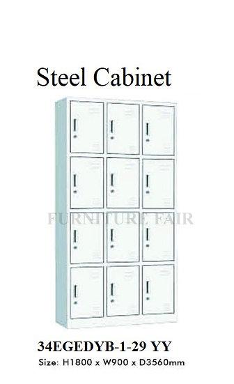 Steel Cabinet 34EGEDYB1-29 YY