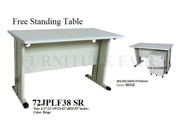 Office Table 72JPLF38 SR