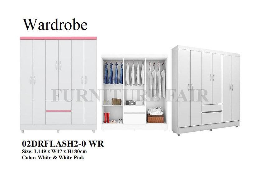 Wardrobe 02DRFLASH2-0 WR